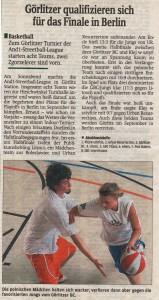 16.07.2008 Sächsische Zeitung