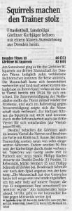 23.02.2016 Sächsische Zeitung