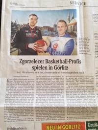 10.02.2014 Sächsische Zeitung