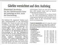 02.05.2014 Sächsische Zeitung