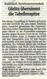 25.11.2014 Sächsische Zeitung