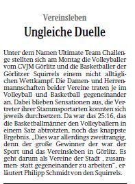 03.07.2015 Sächsische Zeitung