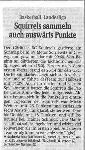 27.10.2015 Sächsische Zeitung