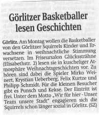 27.11.2015 Sächsische Zeitung