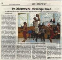 09.02.2016 Sächsische Zeitung