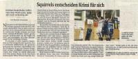 01.03.2016 Sächsische Zeitung
