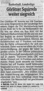 15.03.2016 Sächsische Zeitung