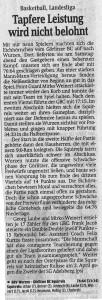 22.03.2016 Sächsische Zeitung