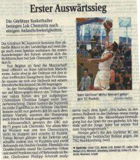 20.10.2016 Sächsische Zeitung