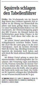 16.03.2017 Sächsische Zeitung
