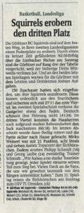04.05.2017 Sächsische Zeitung